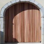 Porte coulissante sur cadre 3